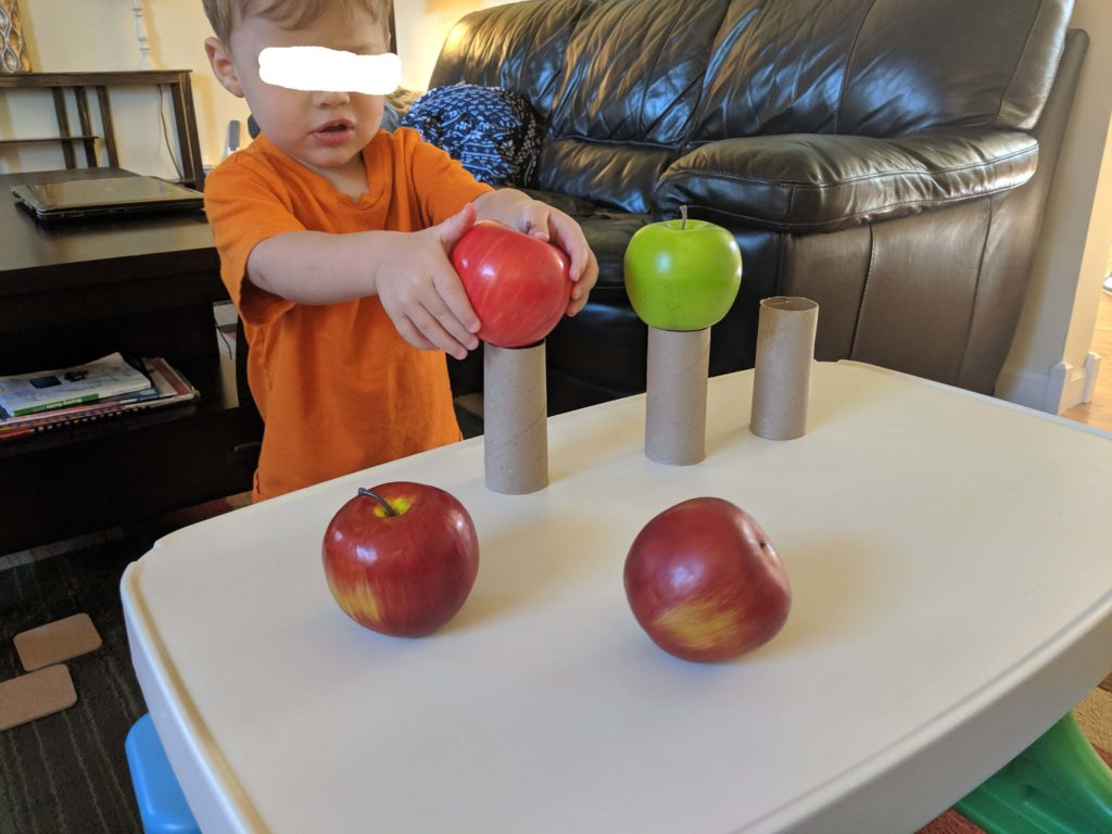 Balancing Apple Activity